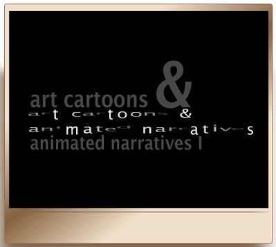 Unnur art cartoons & animated narratives