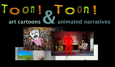 Toon! Toon!  - art cartoons & animates narratives